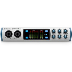 PreSonus Studio 6|8 6x6 USB Audio/MIDI Interface w/ Studio One Artist DAW & Studio Magic