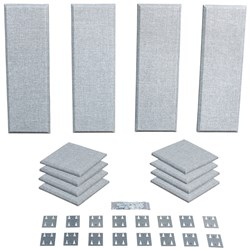 Primacoustic London 8 Starter Room Kit 12-Panels (Grey)