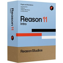 Reason 11 Intro DAW Software (eLicense Download Only)