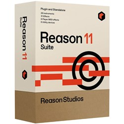 Reason 11 Suite DAW Software (eLicense Download Only)