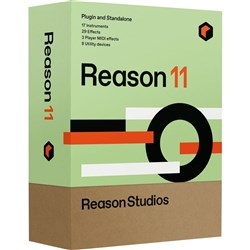 Propellerhead Reason 11 DAW Software (Student/Teacher Licence)