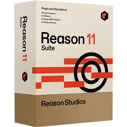 Reason 11 Suite DAW Software