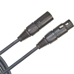 D'Addario Classic Series XLR Mic Cable (10ft)