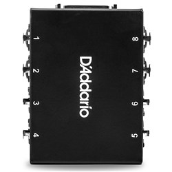 D'Addario PW-XLRSB-01 Modular Snake System Stage Junction Box For DB25 System