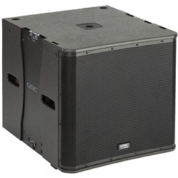 "QSC KLA18 18"" Active Flying Subwoofer (Black)"