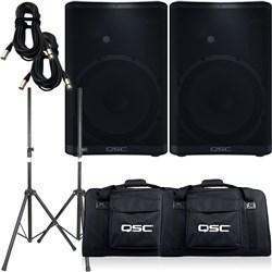 Powered Speakers - Store DJ