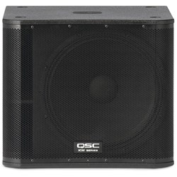 OPEN BOX QSC KW181 1000w Powered Subwoofer