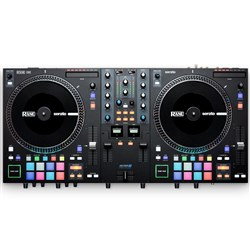 "Rane One Professional Motorized 2-Ch DJ Controller w/ 7"" Spinning Platters"