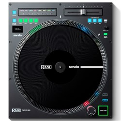 "Rane Twelve MkII 12"" Motorized Turntable Controller w/ USB MIDI & DVS Control"