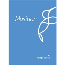 Rising Musition Music Theory Software (EDU Student Cloud 12-Month Subscription Version)