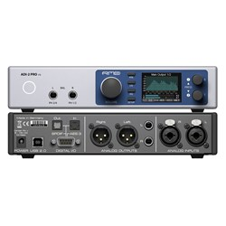 RME ADI2 Pro FS High-Performance 768 kHz 2-Channel AD/DA Converter