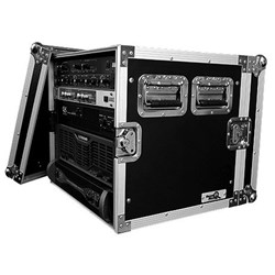 Road Ready RR10UAD Deluxe 10U Amplifier Case