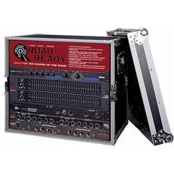 Road Ready RR10UED 10U Deluxe Effect Rack System