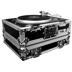 Road Ready RR1200B MKII Turntable Deluxe Case