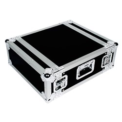 "Road Ready RR4UAD 4U Amplifier Deluxe Case (18"" Body Depth)"