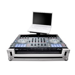 Road Ready DDJSXL Case for Pioneer DDJSX w/ Laptop Tray