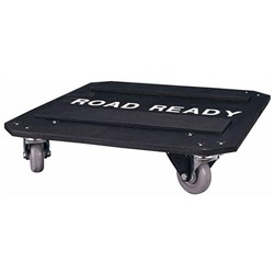 "Road Read RRWAD Caster Board w/ Wheels For 19"" Rack Cases"