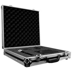 Road Ready Case For Wireless Mic Systems