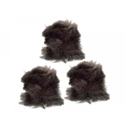 Rode MiniFur-HS1 Artificial Fur Wind Shield (3-Pack)