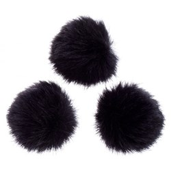 Rode MiniFur-Lav Artificial Fur Wind Shield (3-Pack)
