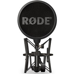Rode Shock Mount w/ Detachable Pop Filter