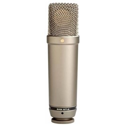 "OPEN BOX Rode NT1-A 1"" Cardioid Condenser Microphone"