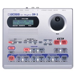 Boss DR-3 Dr Rhythm Drum Machine
