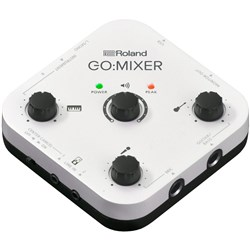 Roland Go Mixer Audio Mixer for Smartphones