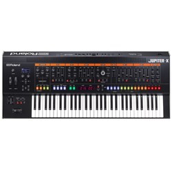 Roland Jupiter X 61-Key 5-Part Digital Synth w/ Arpeggiator & FX