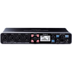 Roland UA1010 Octa Capture Hi-Speed USB Audio Interface