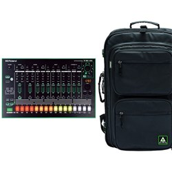 Roland Aira TR-8 Rhythm Performer Drum Machine w/ Roland Aira Backpack