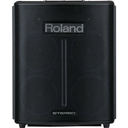 OPEN BOX Roland BA-330 Stereo Portable PA System w/ FREE STA95 Speaker Stand