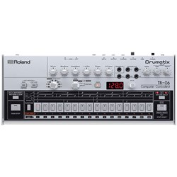 Roland Boutique TR06 Drumatix Drum Machine (TR606 Recreation)