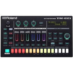 Roland Aira TR-6S Professional Rhythm Performer Drum Machine w/ 606, 707, 808, 909 & More