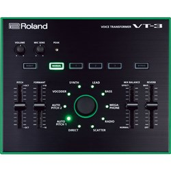 Roland Aira VT-3 Voice Transformer FX Vocoder Synth
