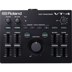 Roland Aira VT4 Voice Transformer Effect Processor