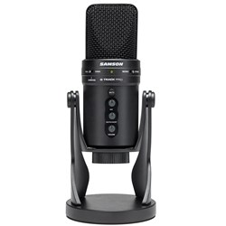 Samson G-Track Pro Professional USB Microphone w/ Audio Interface
