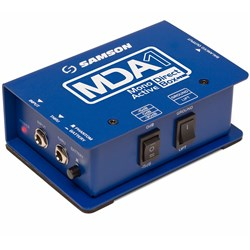 Samson MDA1 Mono Active Direct Box