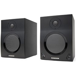 "Samson MediaOne BT5 Powered 5"" Studio Monitors w/ Bluetooth"