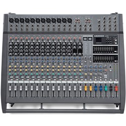 Samson S4000 1000 Watt 20 Channel Powered Mixer ONE UNIT ONLY!