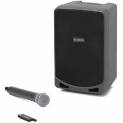 Samson Expedition XP106w Rechargeable Portable PA w/ Wireless System & Bluetooth
