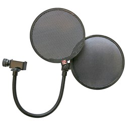 sE Electronics Dual Pro Mic Pop Shield (Metal & Fabric)