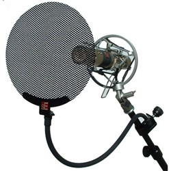 sE Electronics Studio Mic Pop Screen (Metal)