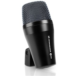 Sennheiser e902 Dynamic Cardioid Bass Instrument Mic for Kick Drum & Bass Guitar