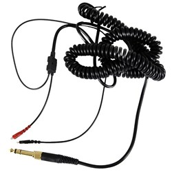 Sennheiser HD 25 Coiled Cable