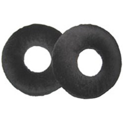 Sennheiser HD 25 Velour Replacement Earpads (Pair) (Black)