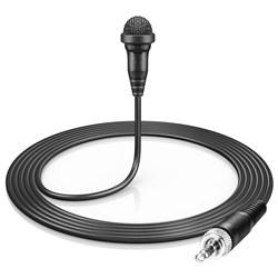 Sennheiser ME 2-II Small Omni-Directional Clip-On Microphone