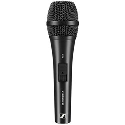 Sennheiser XS1 Cardioid Dynamic Vocal Microphone w/ Switch