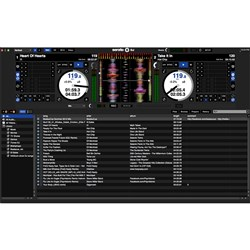 Serato DJ Software Box Copy for Compatible Controllers