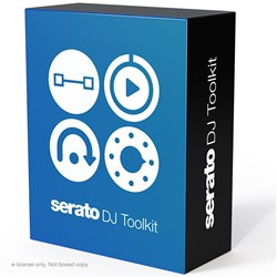 Serato Tool Kit Add-on (Serato Flip, Pitch & Time DJ, FX)